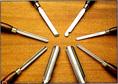 木工旋盤用バイト
